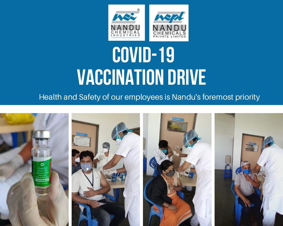 Nandu COVID-19 vaccination drive part 1